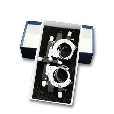 Optical Trial Test Lens Frame Eye Optometry Optician New
