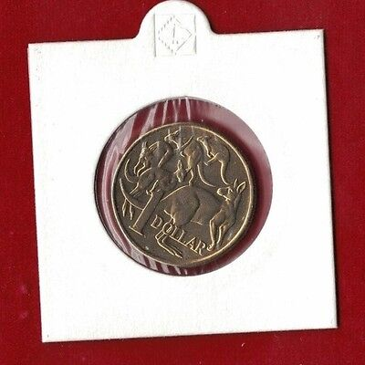 2013 Australia One Dollar Roo Unc $1 Mob of Roos Coin