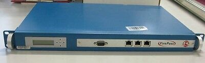 F5 FirePass FWA-3600 FP 1000 Firewall Security Appliance Remote AccessController