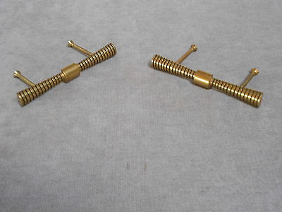 Pair of French Antique Bronze DRAWER FURNITURE HANDLES PULLS