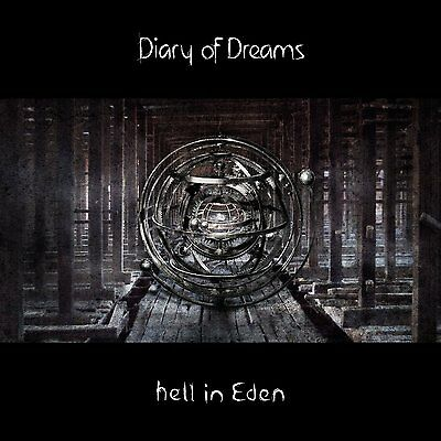 DIARY OF DREAMS Hell In Eden LIMITED Panorama-Digipack 2017