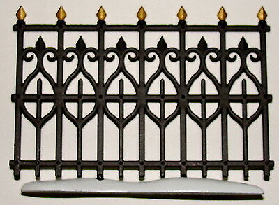 Dept 56 Dickens Village Christmas Carol Revisited 58319 Single Fence Section New