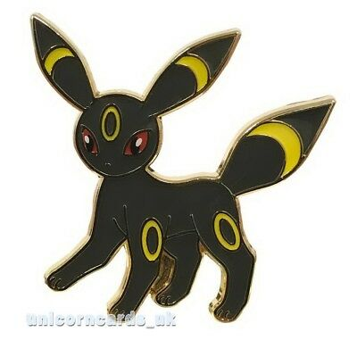 Pokemon Umbreon GX Pin :: Official Pokemon Pin From Umbreon GX Premium Collectio