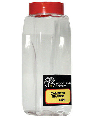 Woodland Scenics Canister Shaker, 32oz WOOS194