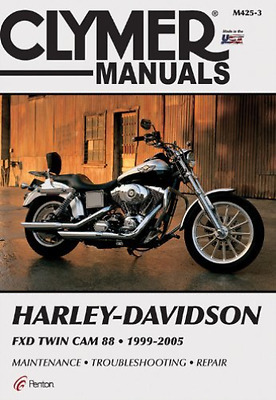 Harley Davidson Fxd Twin Cam 88 1  (Uk Import)  Book New