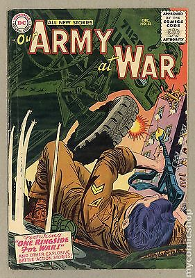 Our Army at War (1952) #53 GD/VG 3.0
