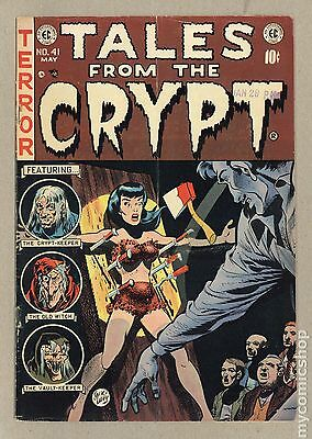 Tales from the Crypt (1950 E.C. Comics) #41 VG 4.0