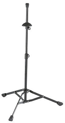 K&M Trombone Stand Black - Heavy Duty