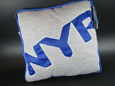New York Rangers Pillow NHL Ice Hockey, Souvenir 11 13/16X11 13/16In, NEW
