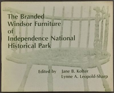 Antique American Signed Windsor Chairs and Furniture @ Independence Hall
