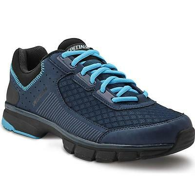 Specialized Cadet Shoe Deep Blue/Black/Neon Blue