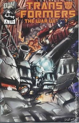 Transformers The War Within (2002) #6 FN