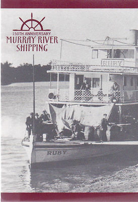Booklet - 2003 Murray River Shipping