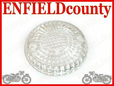 ROYAL ENFIELD TEXTURED INDICATOR BLINKER COVER LENS 2Pc @AUS