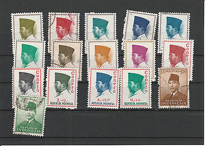 Indonesia Mix Lot Right 8965