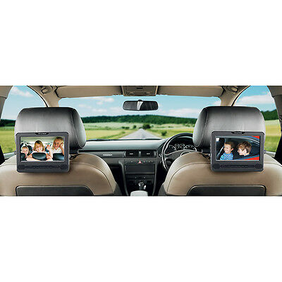 NEXTBASE CAR Series Car 7D  Dual PORTABLE DVD PLAYER - 7'' screen - Grade B