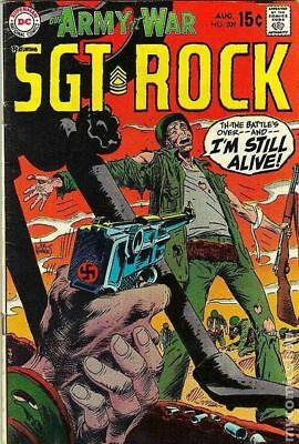 Our Army at War (1952) #209 VG/FN 5.0 LOW GRADE