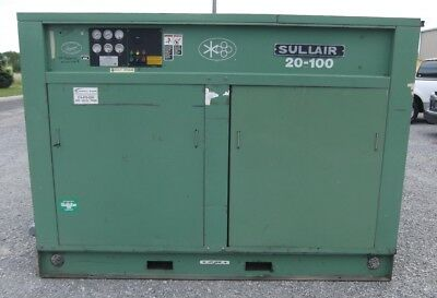 Sullair Screw Compressor 20-100L ACAC