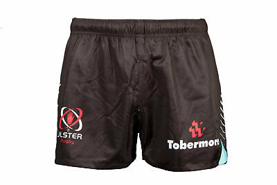Kukri Ulster 2017/18 Alternate Players Rugby Shorts Bottoms Sports Training