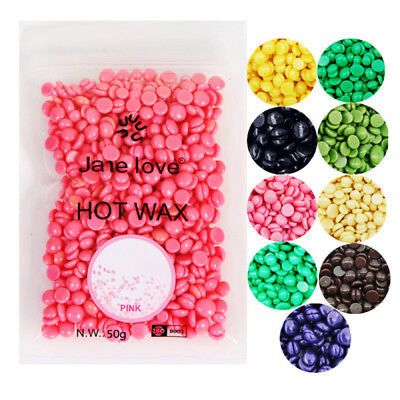 Painless Hair Removal No Strips Multi Depilatory Pearl Hard Wax Beans Beads Actu