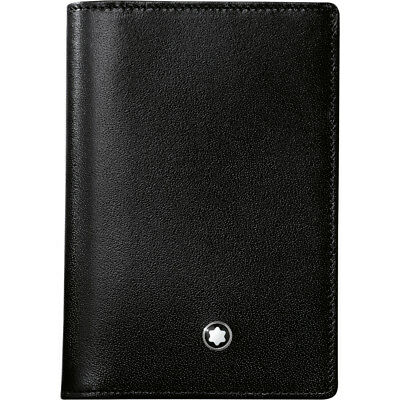 Montblanc 7167 Meisterstck Business Card Holder with Gusset