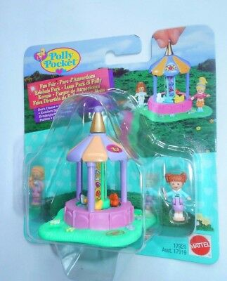 Polly Pocket Luna Park Di Polly  Mattel 17920 - 1997 Vintage