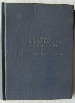 Infantry Drill Regulations United States Army 1911 Military Publishing Company