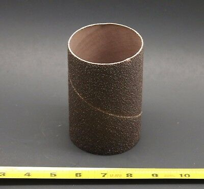 NEW Sanding Sleeve for Ammco 2000 Brake Shoe Grinder Abrasive Sheet Arc-ing