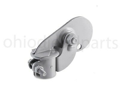 "1"" Inch Tractor Exhaust Silencer Weather Flap Rain Cap Muffler Cover 1"" (Gray)"