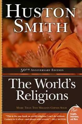NEW The World's Religion By Huston Smith Paperback Free Shipping