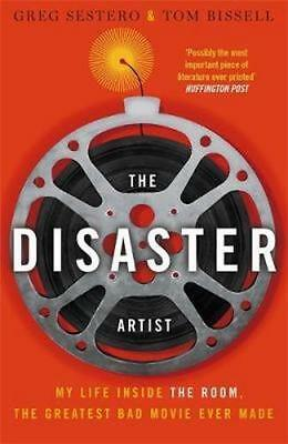 NEW The Disaster Artist By Greg Sestero Paperback Free Shipping