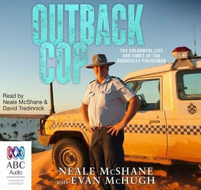 NEW Outback Cop By David Tredinnick Audio CD Free Shipping