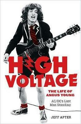 NEW High Voltage By Jeff Apter Paperback Free Shipping
