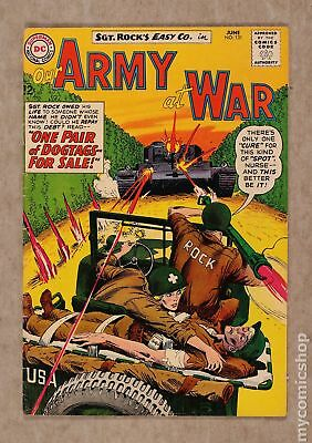 Our Army at War (1952) #131 VG 4.0