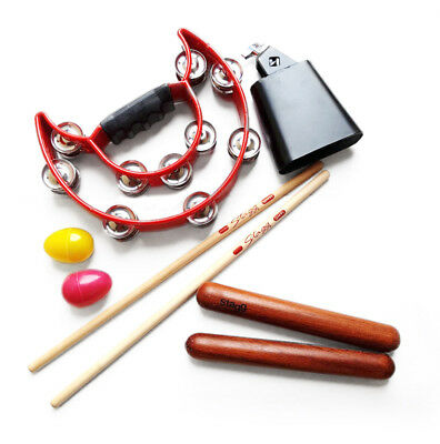Stagg Hand And Drummers Percussion Set STGPSET