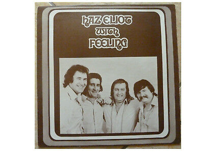 Haz Eliot With Feeling * Country Vinyl Lp Srt Srtm 73344 Plays Great