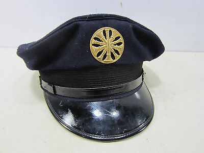 Vintage Fire Chiefs Wool Hat