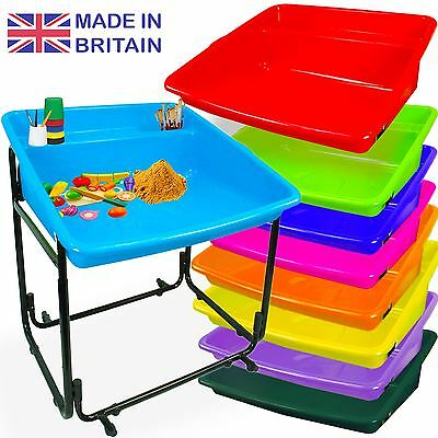 Tuff Spot Mixing Tray Kids Play Tray Mess Tray Water Sand Pit Portable