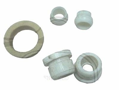 Lambretta Li Sx Gear & Throttle Bush Kit Set Of 5 Parts @aus