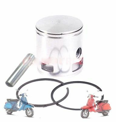 Vespa Px Lml Star Stella Piston  Kit Assly 1St O/s 58.0 Mm Flat Head @aus