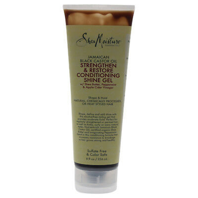 Shea Moisture Jamaican Black Castor Oil Strengthen & Grow Conditioning Shine Gel