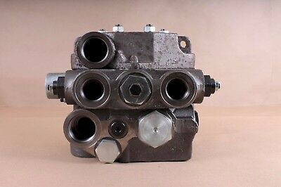 Parker Gresen 20-RC-75-E-MY *NEW* 08650027 Hydraulic Valve Section Dana Outlet