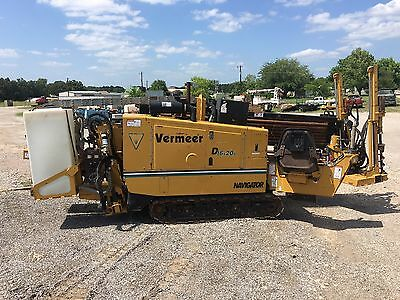 07 Vermeer 16x20a  Directional Drill