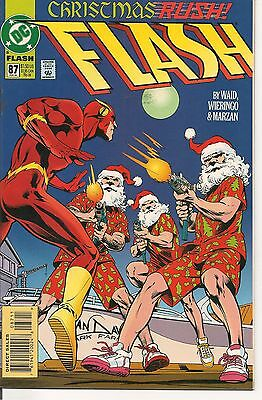 Flash Comic Book #87 (Feb 1994, DC)