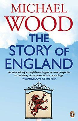 The Story of England by Michael Wood | Paperback Book | 9780670919048 | NEW