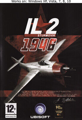 IL-2 Sturmovik 1946 PC Game Windows XP Vista 7 8 10