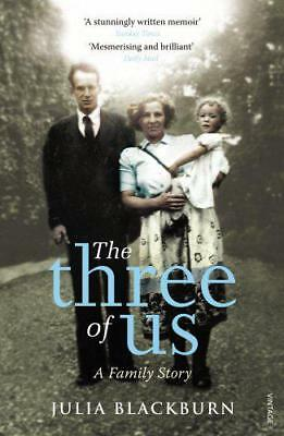 The Three of Us by Julia Blackburn | Paperback Book | 9780099507048 | NEW