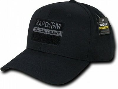 RapDom Tactical Gear Embroidered Operator Mens Cap