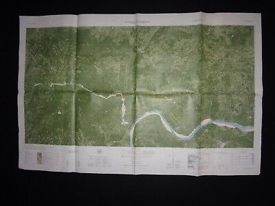 Vietnam War Photomap - Central Section Of QUANG NGAI Province, Sheet 6739 III N