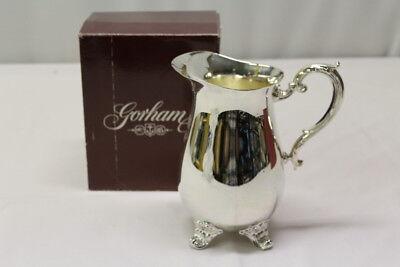 Gorham Yc3301 Centennial Chantilly Silverplated Water Pitcher 1 1/2 Qt